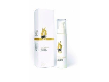 YESforLOV Očarujúci masážny olej (Bewitching oil), 100 ml