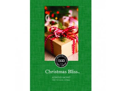 bw holiday scented sachet christmas bliss