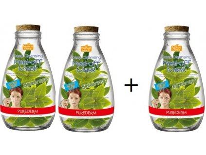 zelený čaj 2 + 1