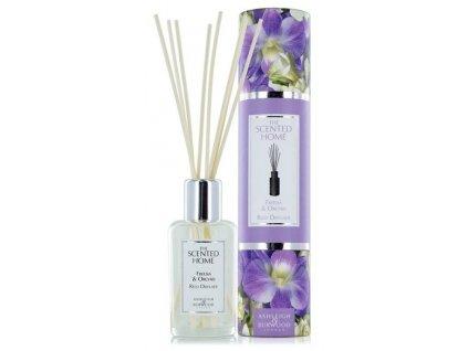 Ashleigh & Burwood difuzér FREESIA & ORCHID (frézia a orchidea), 200ml
