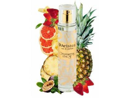 Aristea Eau de parfum NUMEROS 134, 50 ml
