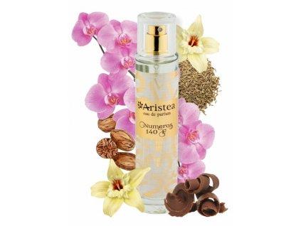 Aristea Eau de parfum NUMEROS 140 F, 50 ml