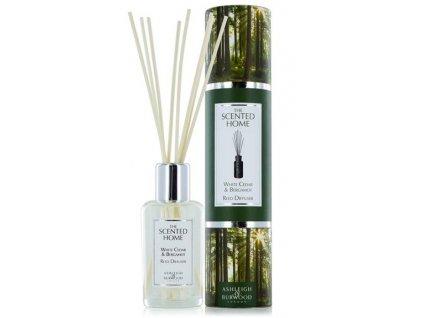 Ashleigh & Burwood Difuzér WHITE CEDAR & BERGAMOT (biely céder a bergamot), 200ml