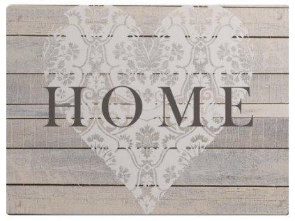 Creative Tops Sklenená krájacia doska HOME , 40 x 30 cm