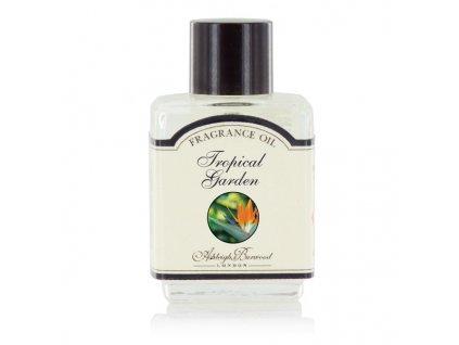 Ashleigh & Burwood Esenciálny olej TROPICAL GARDEN (tropická záhrada) do aromalampy