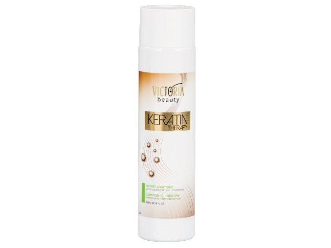 Victoria Beauty KERATIN Therapy Šampón na vlasy, 300ml