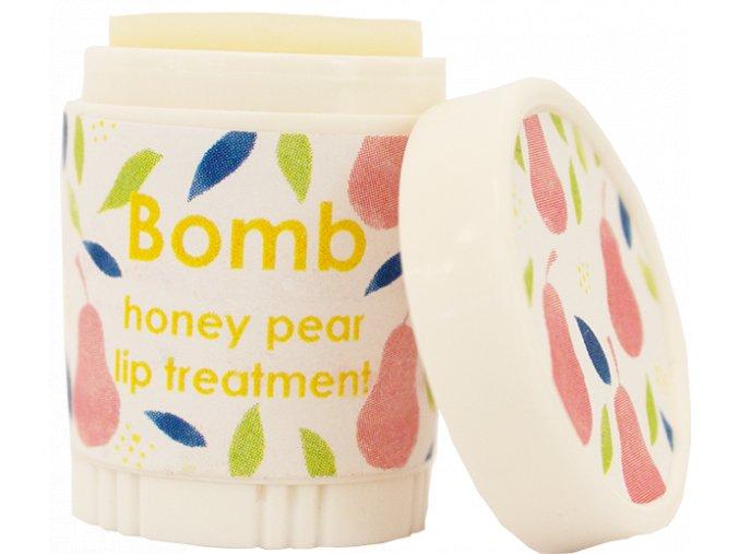 honey pear lip treatment