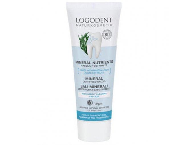 bio zubna pasta mineral nutrients calcium
