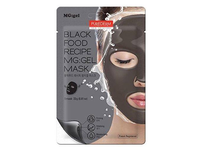 maska rýže