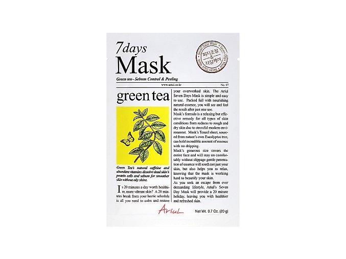 ariul zelený čaj