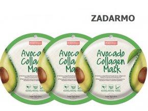 maska avokado 2 + 1