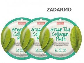 zelený čaj 2 + 1 ok