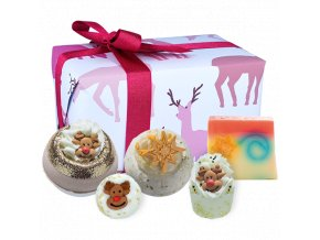 rudolph nose best gift pack
