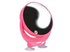 ružové zrkadlo ok