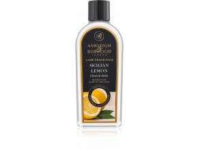 Ashleigh & Burwood Náplň do katalytickej lampy SICILIAN LEMON (sicílsky citrón) 500 ml