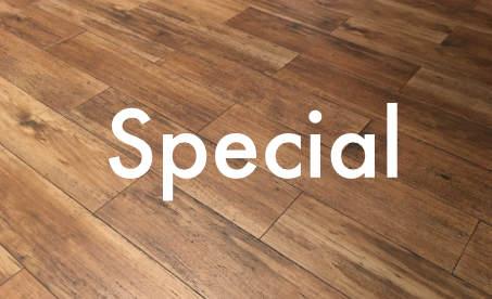 Dubová podlaha speciál