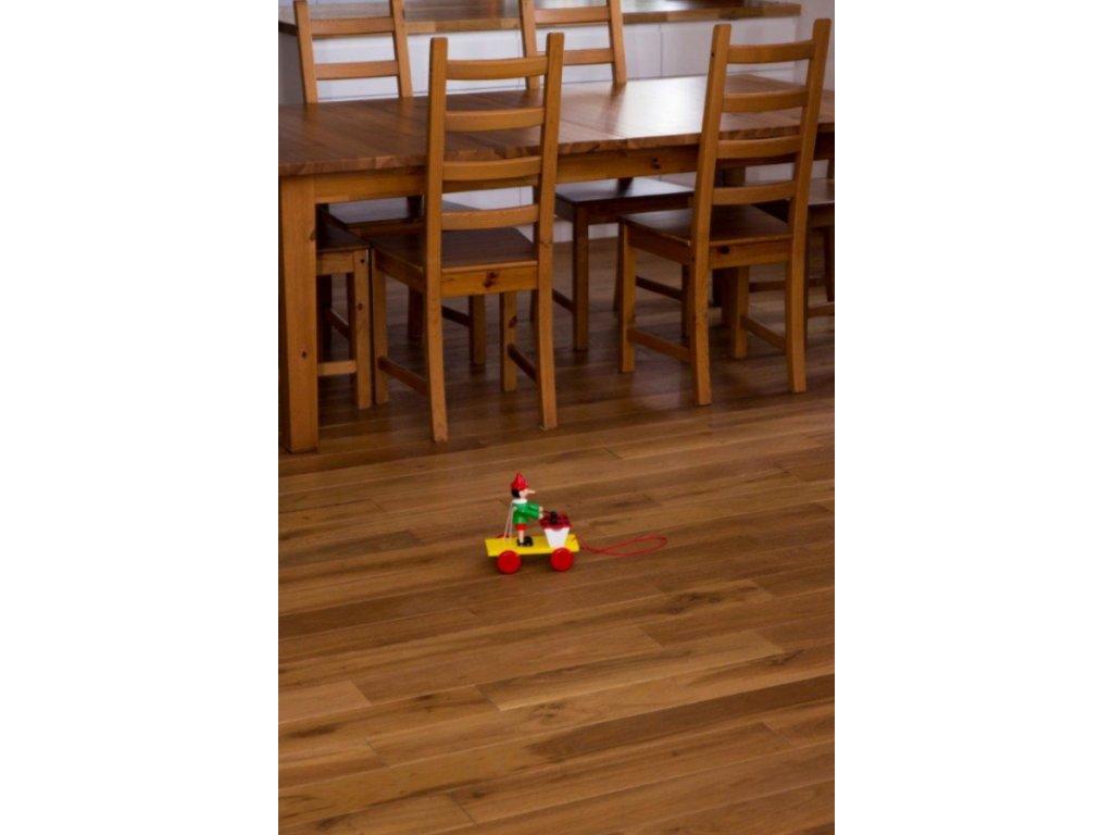 Dubová podlaha - KLASIK SHORT