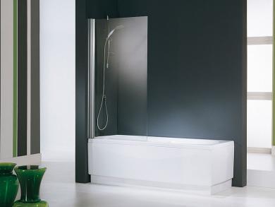 Jak vybrat sprchovou zástěnu k vaně?