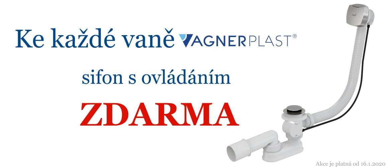 Dárek k vanám Vagnerplast