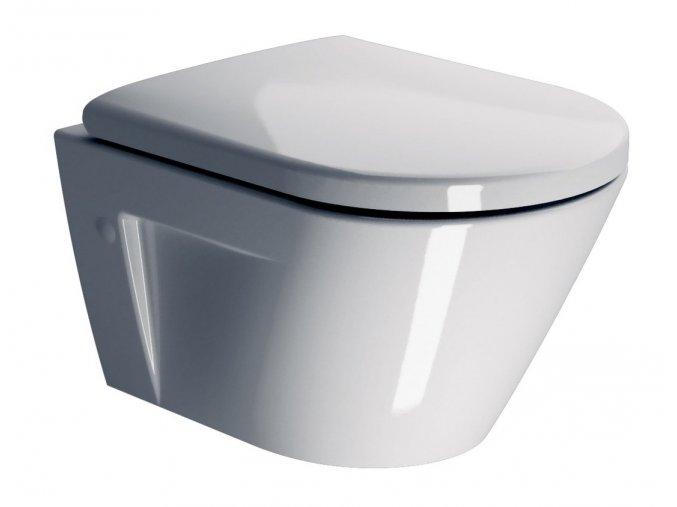 WC mísy závěsné