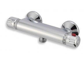 NOVASERVIS sprchová termostatická baterie AQUAMAT 2664/1.0