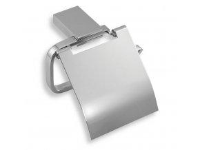 NOVASERVIS závěs toal. papíru s krytem NOVATORRE 0938.0 chrom