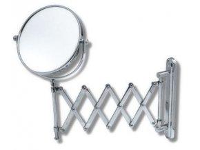 NOVASERVIS kosmetické zrcátko vytahovací 6968.0 chrom