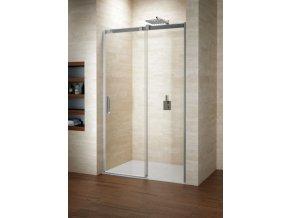 Riho GU0204100  Ocean O104 sprchové posuvné dveře 140 cm
