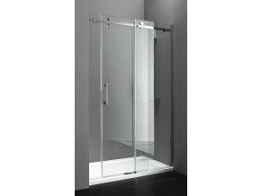 GELCO - DRAGON sprchové dveře 1400mm, čiré sklo, GD4614  Akční cena + doprava zdarma
