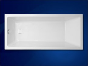VAGNERPLAST akrylátová vana CAVALLO 150x70 cm, VPBA157CAV2X-01/NO