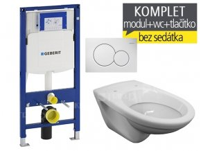 GEBERIT závěsný WC komplet T-06 do sádrokartonu