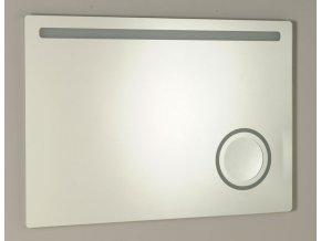 SAPHO ASTRO zrcadlo 100x70cm, LED osvětlení, kosmetické zrcátko ( MIRL4 )