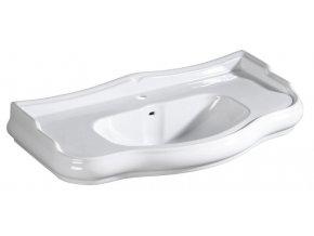 RETRO keramické umyvadlo 100x54,5cm  105001