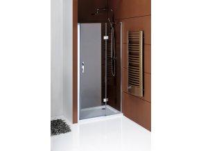 GELCO - LEGRO sprchové dveře do niky 1100mm, čiré sklo, GL1211