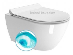GSI - PURA WC závěsné, splachování SWIRLFLUSH, 55x36 cm, ExtraGlaze (881511)