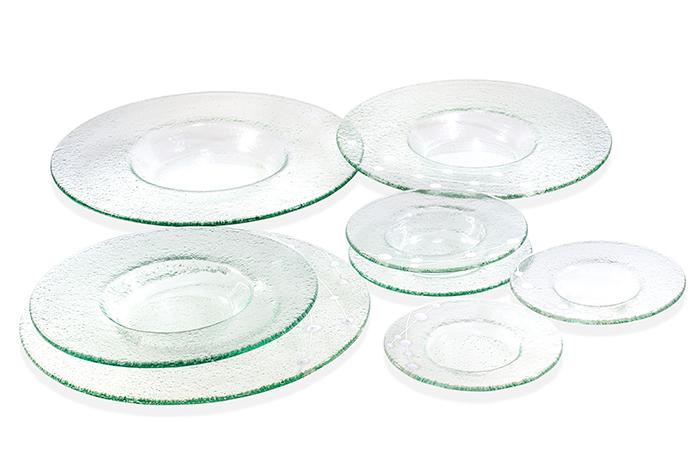 Kulaté talíře