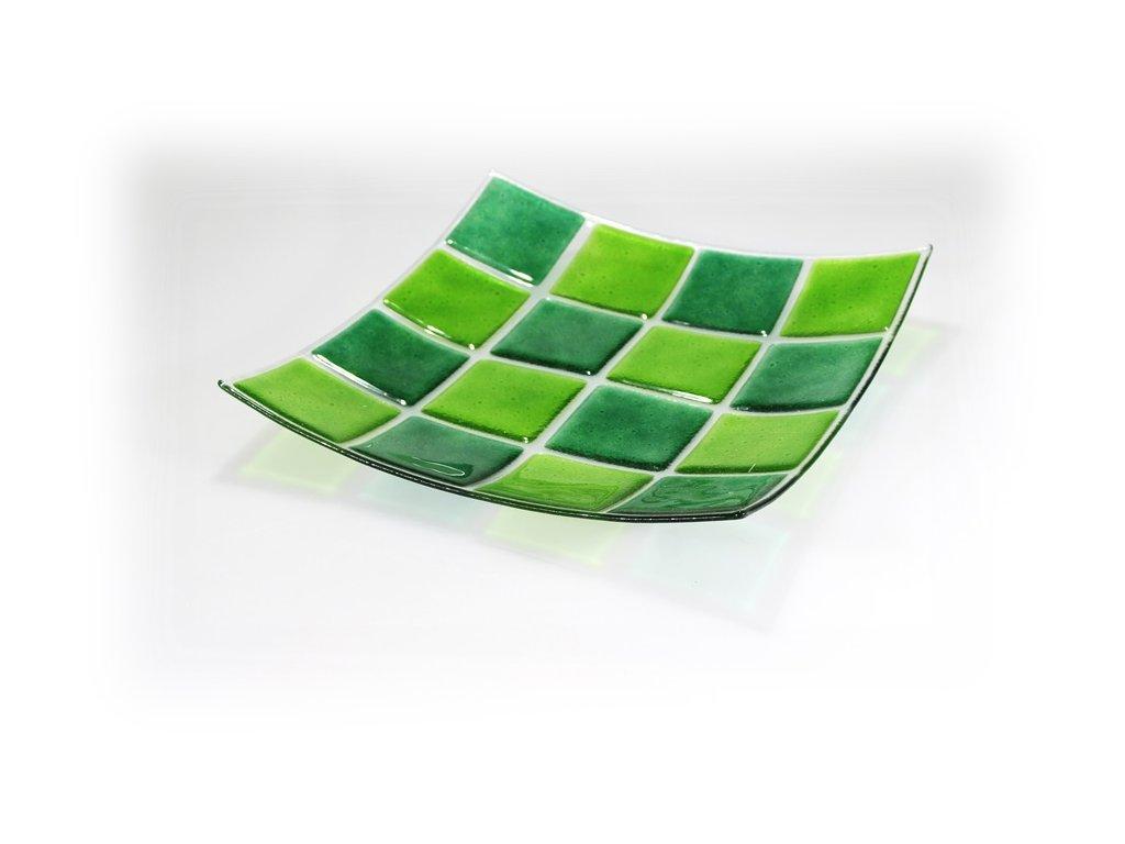 Mísa Karo zelená