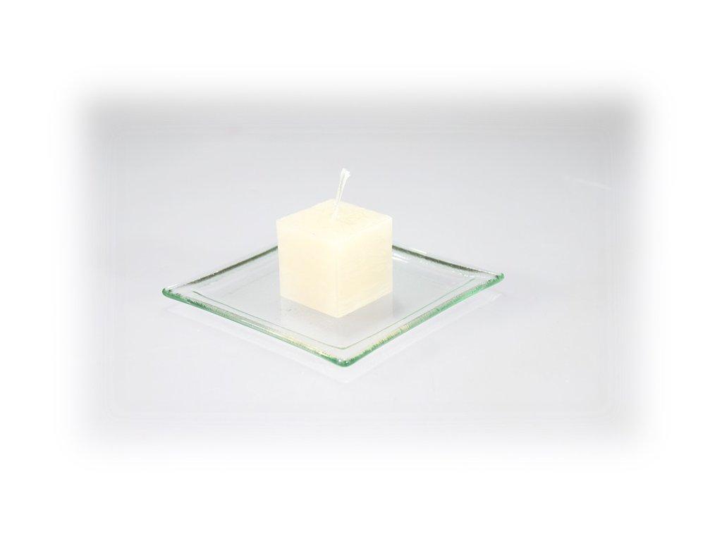3,5x3,5 svíčka béžová