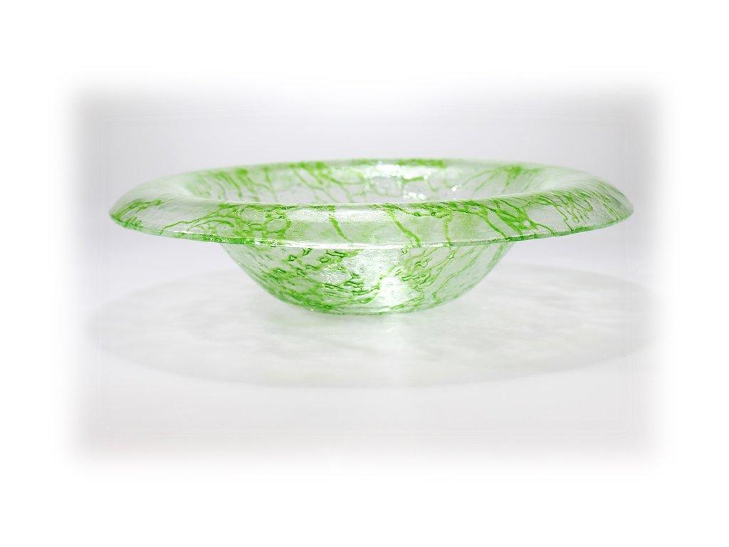 Mísa SOLO 35cm zelená