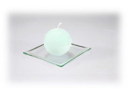 svíčka koule mint