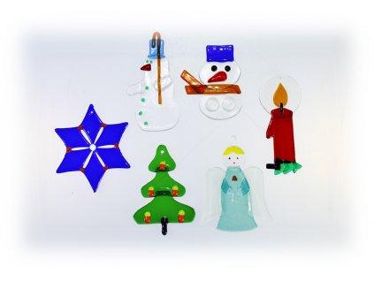 Mix vánočních ozdob