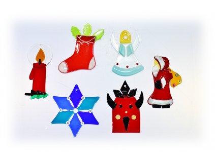 sada vánočních ozdob II.