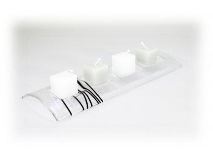 extra čirý tunel s linkami na 4 svíčky