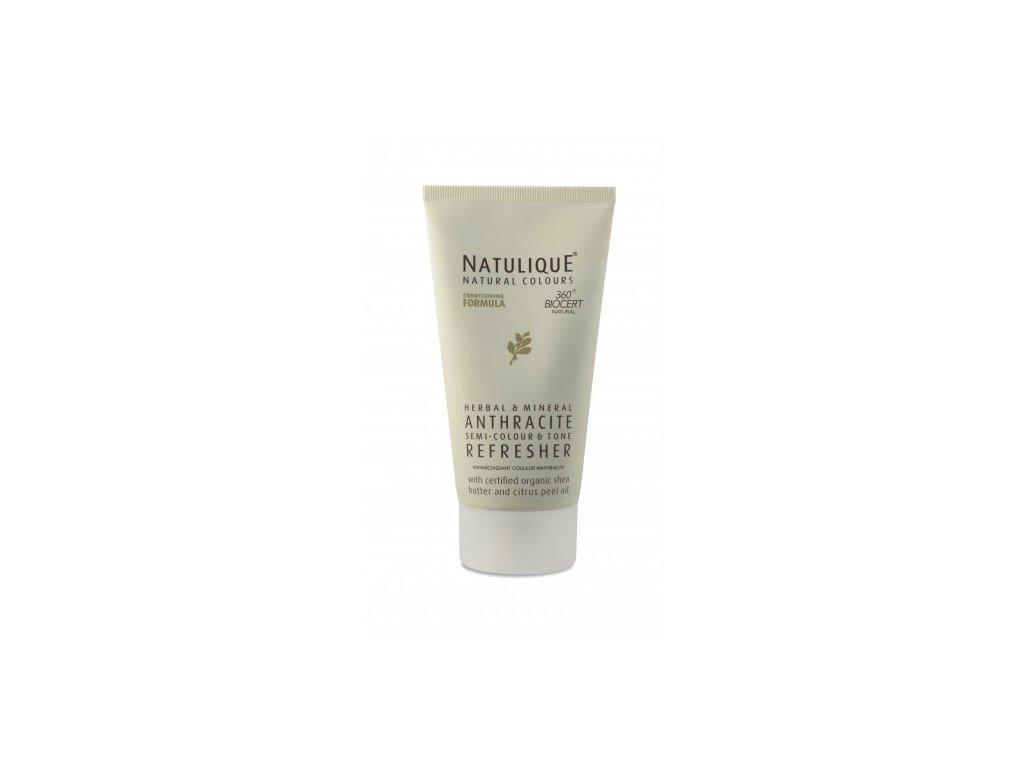 947 1 semipermanentni barva na vlasy natulique anthracite refresher
