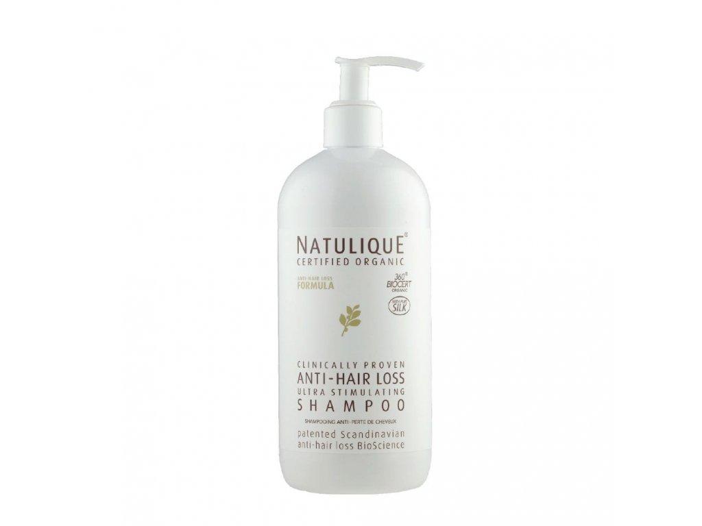 NATULIQUE anit hair loss shampoo 500