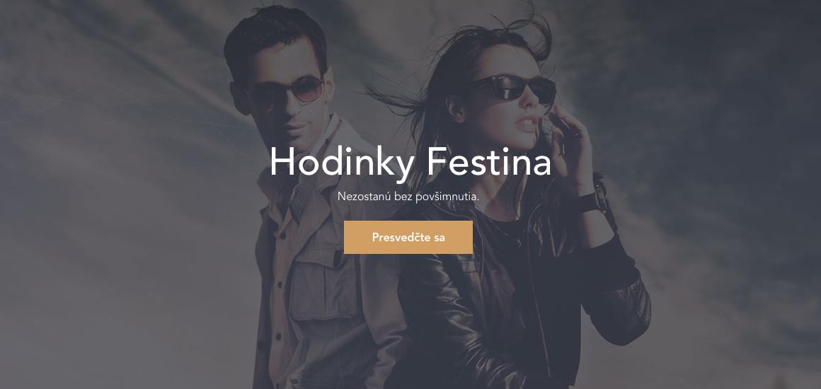 Hodinky Festina