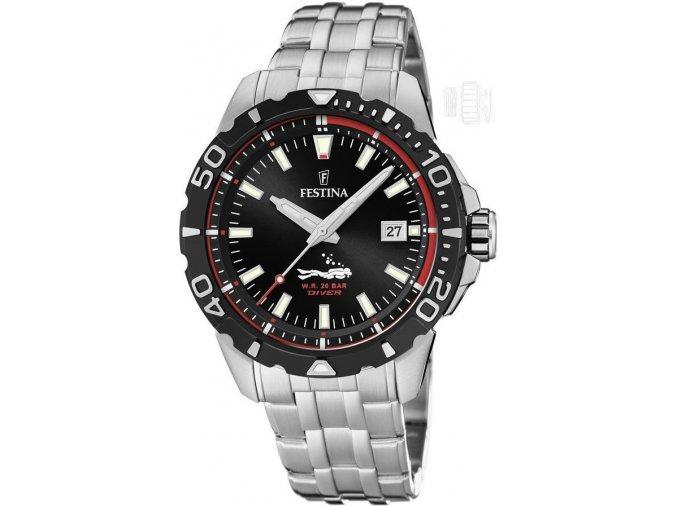 pánske hodinky festina 20461 2