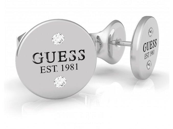 Dámske náušnice Guess UBE79048