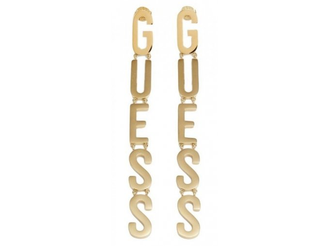 Náušnice Guess UBE20005