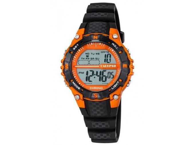 Detské hodinky CALYPSO K5684/7  Až 100 dní na vrátenie tovaru. Autorizovaný predajca.